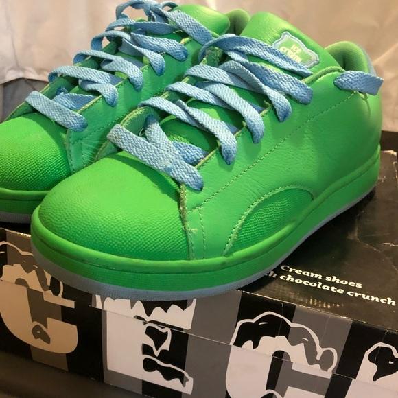 3d3e794d9 Reebok Ice cream sneakers board flip 2 Mens size 8.  M 5acd1971fcdc319dccec57cc